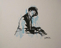 Piano Dude (Sold)