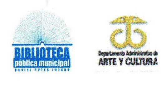 Biblioteca municipal y Secretaría de cultura