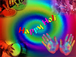 Our Holi Festival and Best Wishes with Wallpapers
