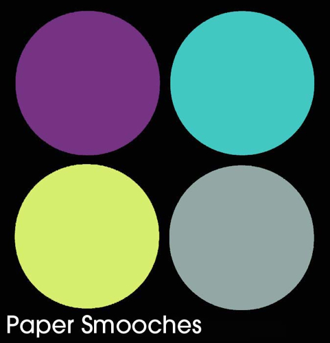 Paper smooches sparks sept 16 22 cool shades challenge - What colors go with purple ...