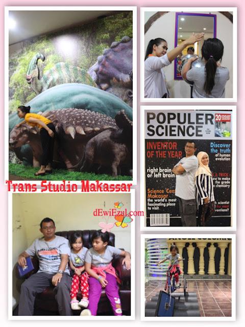jalan jalan ke Trans studio makassar (TSM)