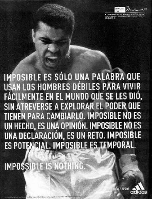 Lograr lo imposible