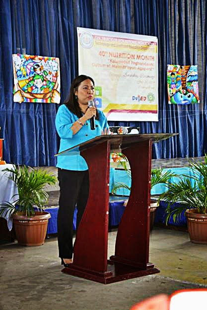 The Journey of a Brave Teacher: Nutrition Month 2014 ...