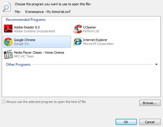 Membuka file iso tanpa software download