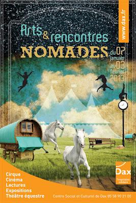 Arts et rencontres nomades dax