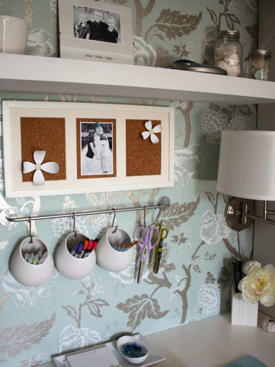 Hogares frescos 40 ideas para dise ar tu oficina en casa - Como disenar tu casa ...