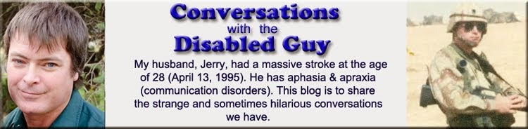 Conversations with the Disabled Guy