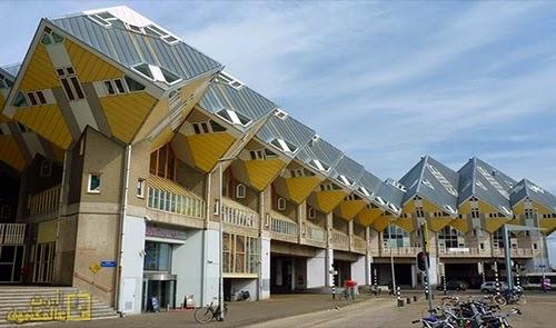 المباني الأكثر غرابة في العالم
