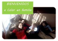 HOLA Colorines (seguidores de Color en familia)