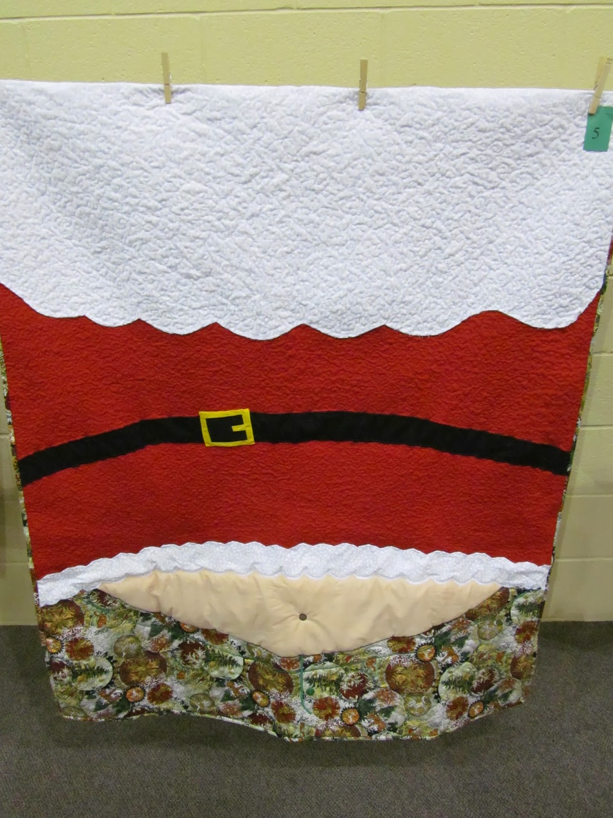 Woodland Quilter: Quilt Guild Christmas Party