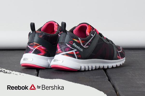 zapatillas deportivas The City Maps Reebok para Bershka precio