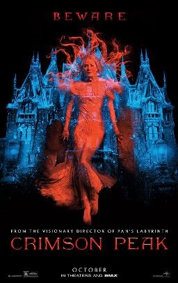 Sinopsis Film Crimson Peak - Horor 2015