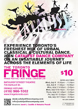 THE 5th ELEMENT at Toronto Fringe Festival