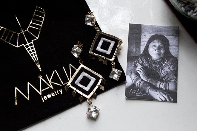 makua, jewelry, fashionblogger colombia, artesania kuna, embera chami