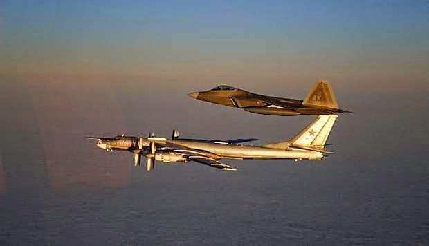 Amerika Serikat Protes, Pesawatnya Disergap Jet Tempur Rusia