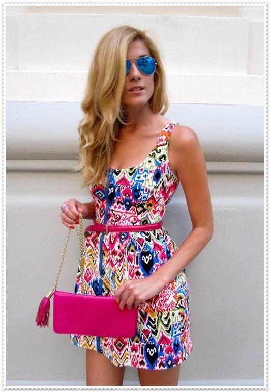 stilvollen kurzen Kleid