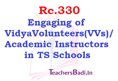 Guidelines,Vidya Volunteers,Academic Instructors