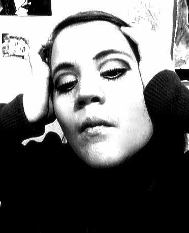 mod makeup tutorial. 1960s MOD Make Up: Twiggy