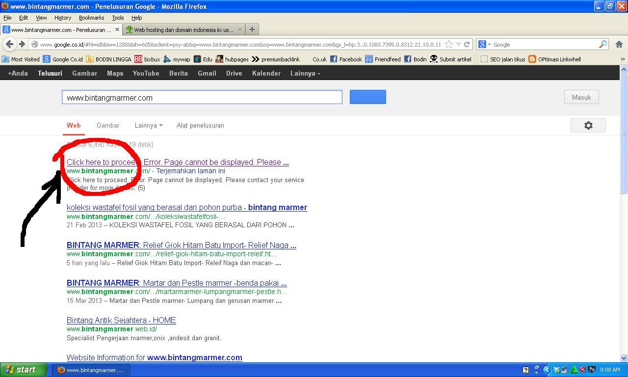 Mengapa  Blog Kita Kalah Di SERP Google