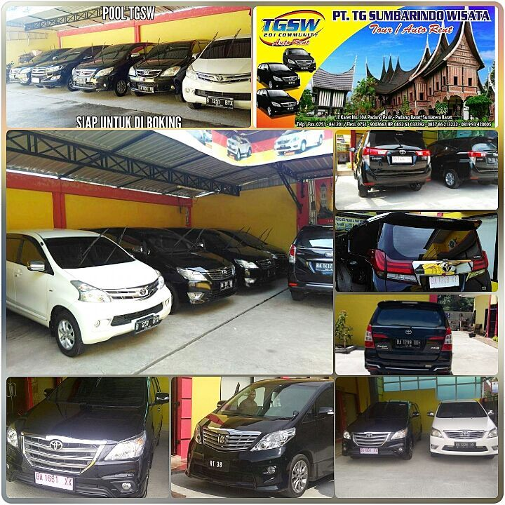 Official Car Rental Padang