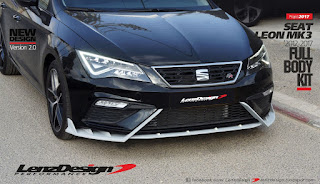 Seat Leon 2012-2017 Tuning & Body Kit