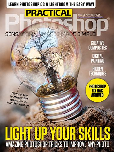 Practical Photoshop Magazine Issue 56 November 2015