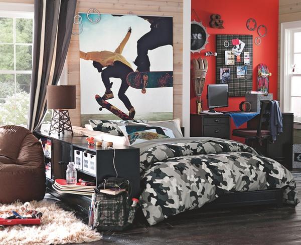Camo Bedroom Ideas 2 Awesome Design