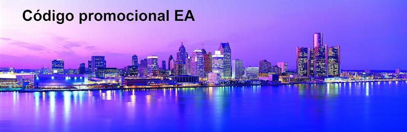 Código promocional EA