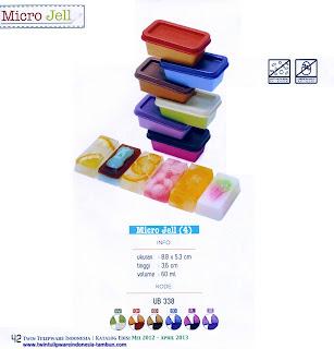 micro jell tulipware 2013