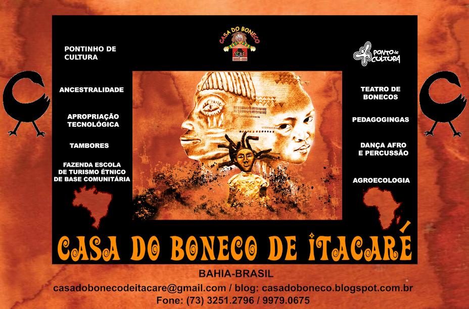Casa do Boneco de Itacaré