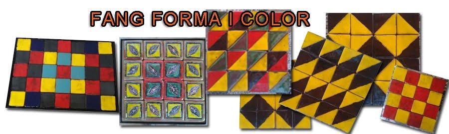 Fang forma i color