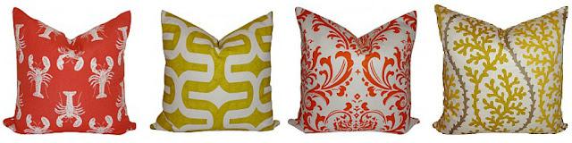 Warm Decorative Pillows