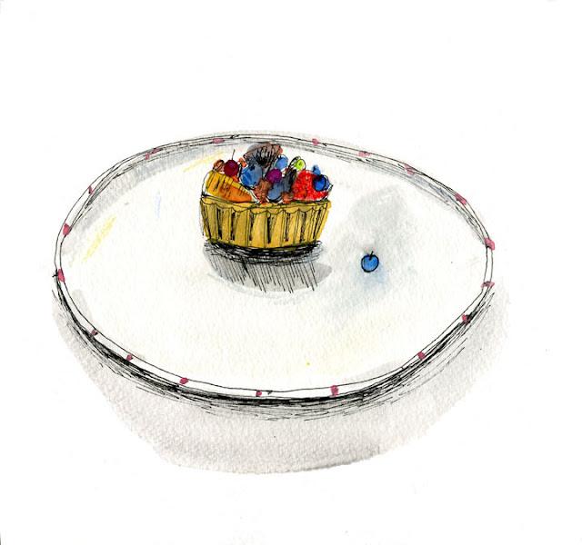 Elizabeth Graeber's Small Fruit Tart