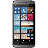 HTC One M8 for Windows (front)