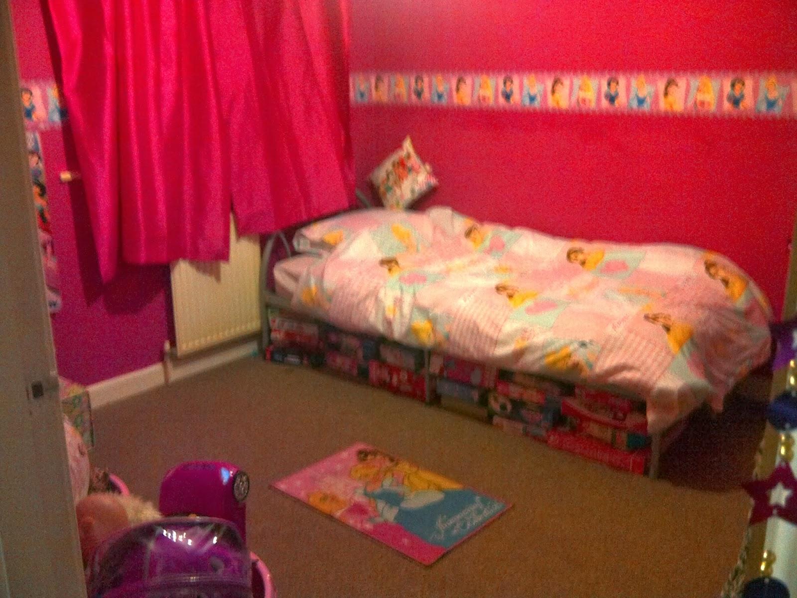 Olivia's bedroom original