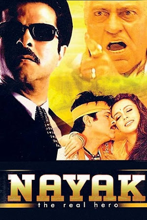 Poster Of Hindi Movie Nayak 2001 Full HD Movie Free Download 720P Watch Online