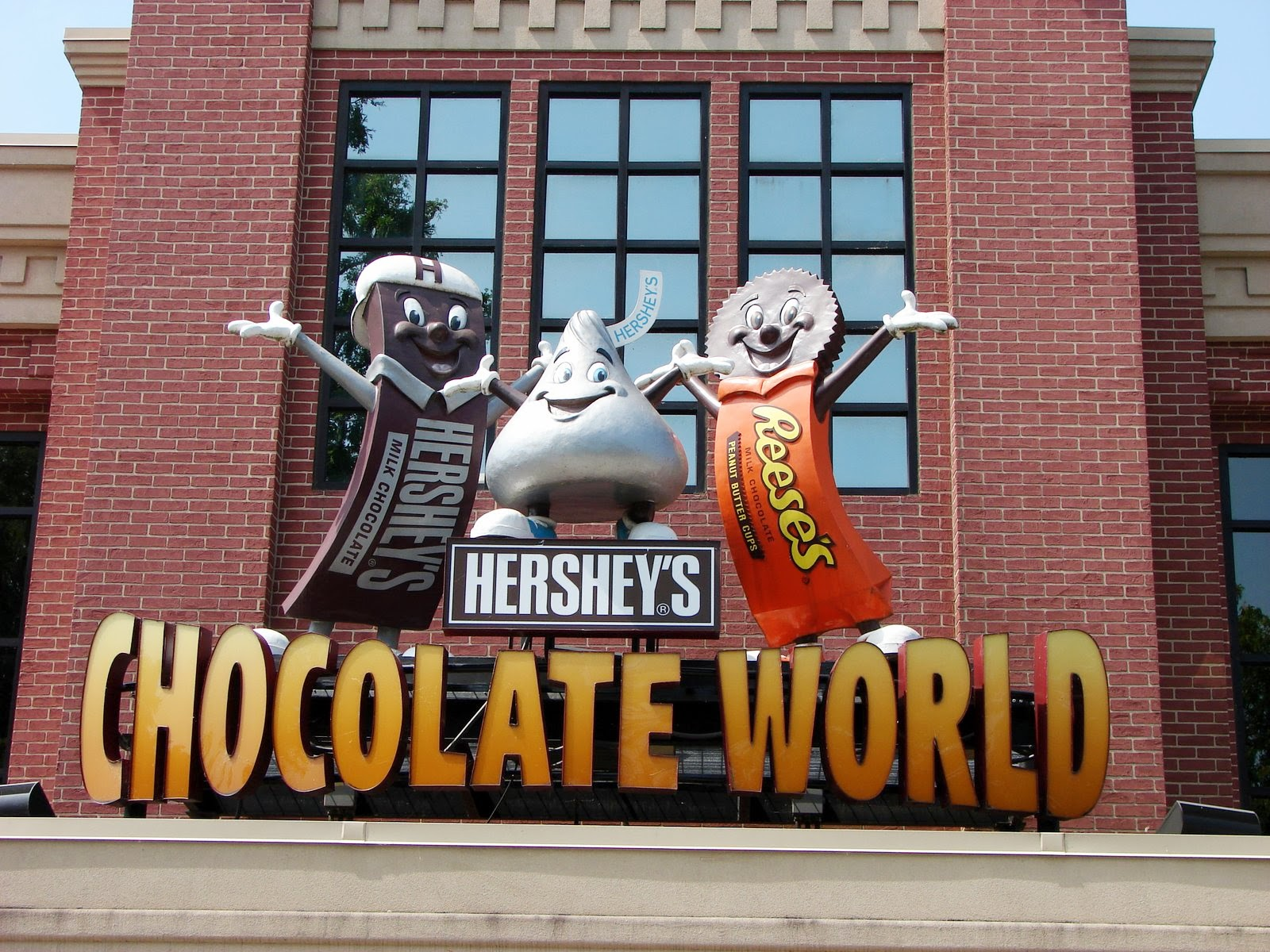 RVing and Travels...Adventures with Suzanne and Brad: Hershey's ...
