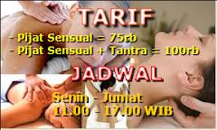 Tarif dan Jadwal