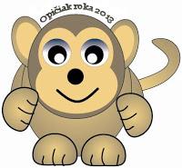 Víťazka kategórie Opičiak roka 2013