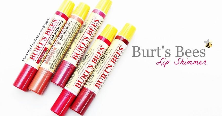 Image result for Burt's Bees Lip Shimmer