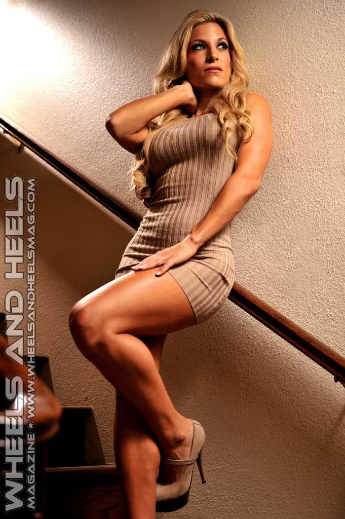 Wheels And Heels Magazine W Amp Hm Cover Model Ingrid