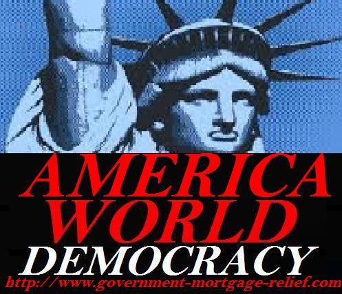 AMERICA WORLD DEMOCRACY
