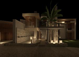 Virtual 3D Custom Building