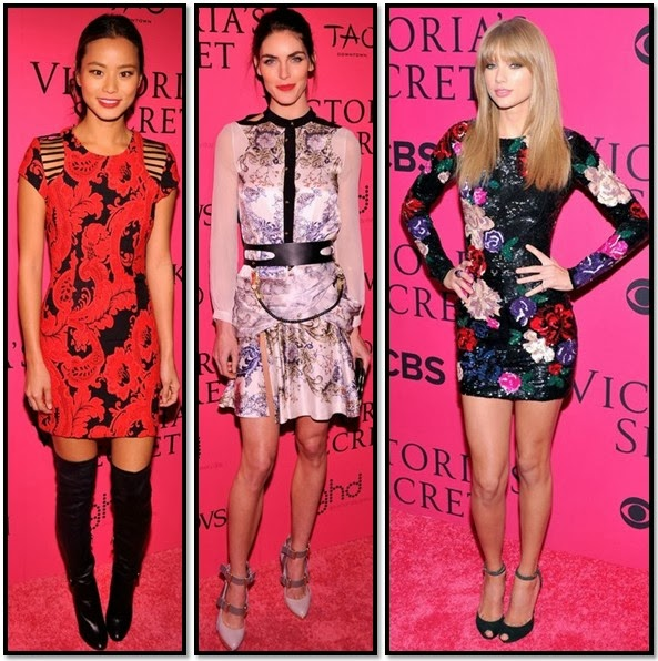 taylor swift victoria secret 2013 after party