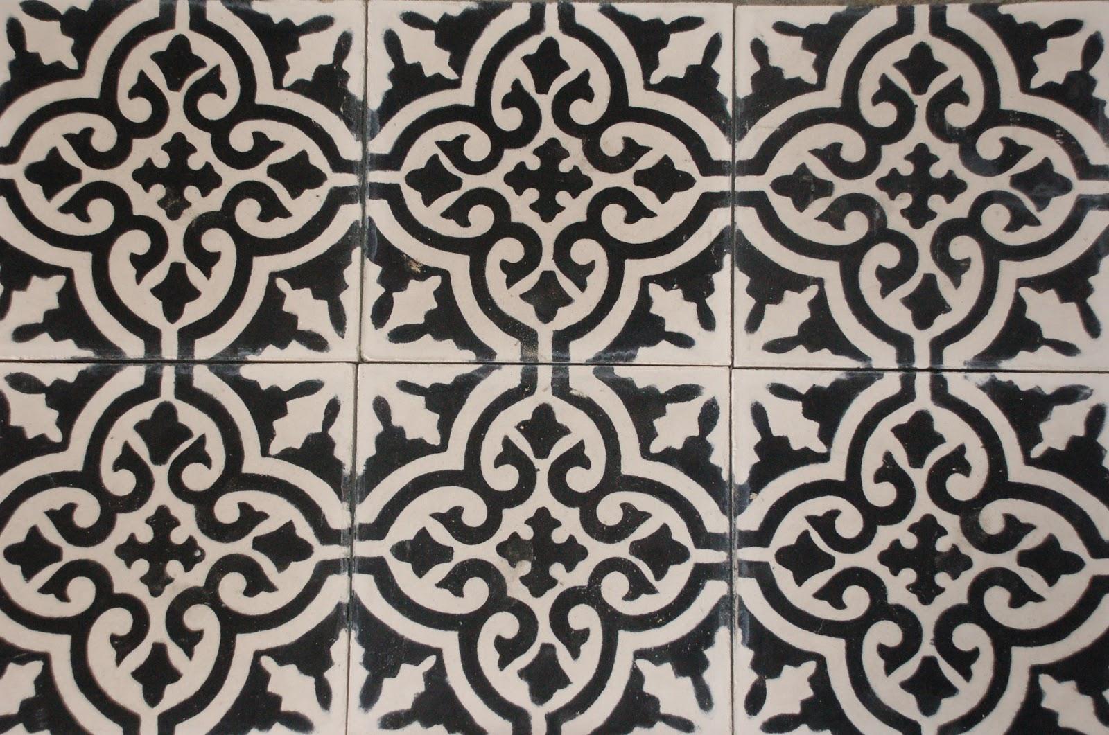 Badrum med marockanskt kakel ~ Xellen.com