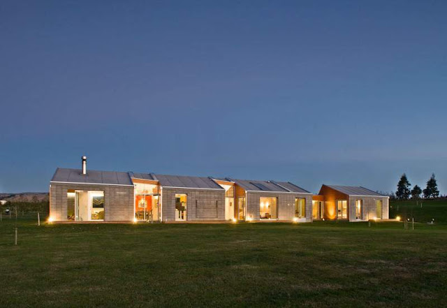 Cornege-Preston House in Martinborough, New Zeland