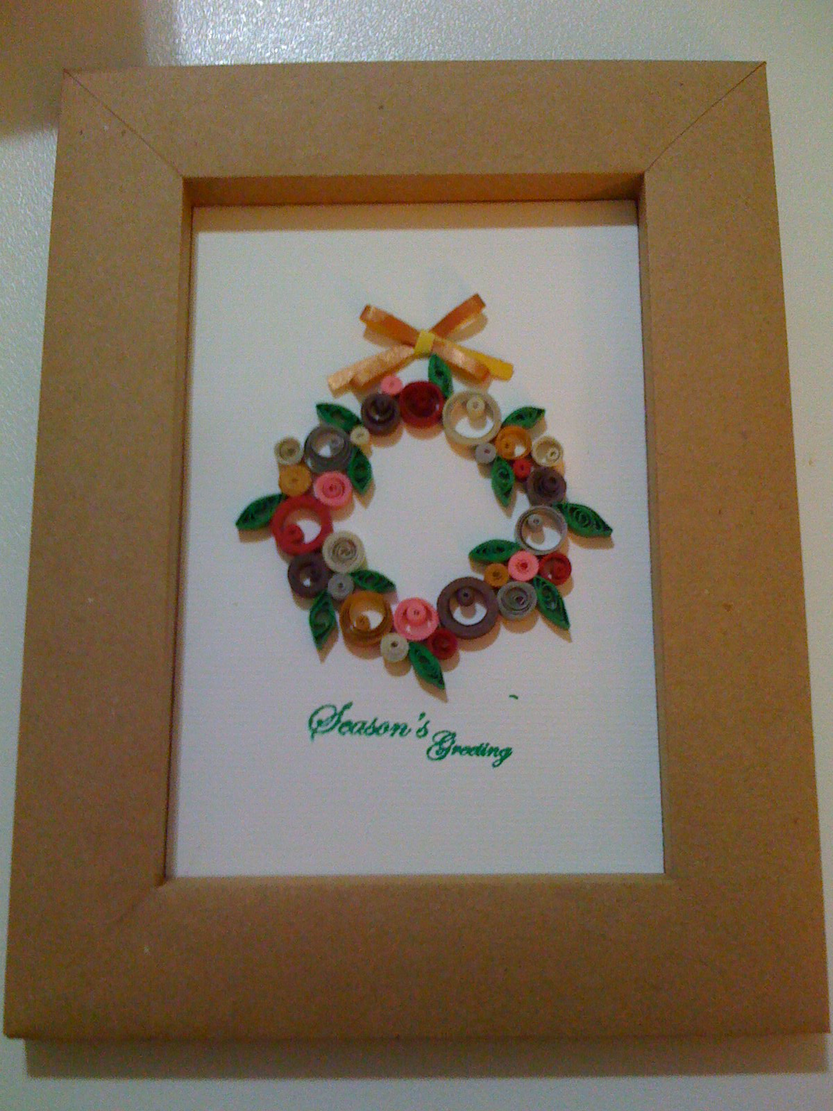 Paper quilling craft adore for Quilling paper craft