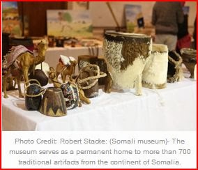 Medeshi news us the somali artifact and cultural museum for Lake link fishing report