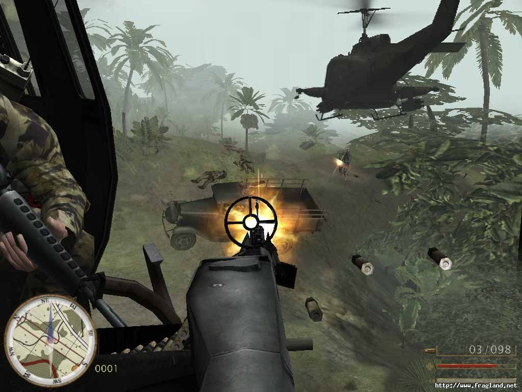 Features Of Battlefield Vietnam PC Game With Full Data