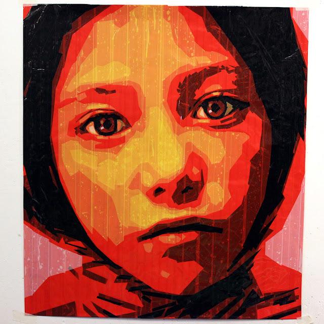 tape art tapeart #tapeart artist Nikolay Vasilyev